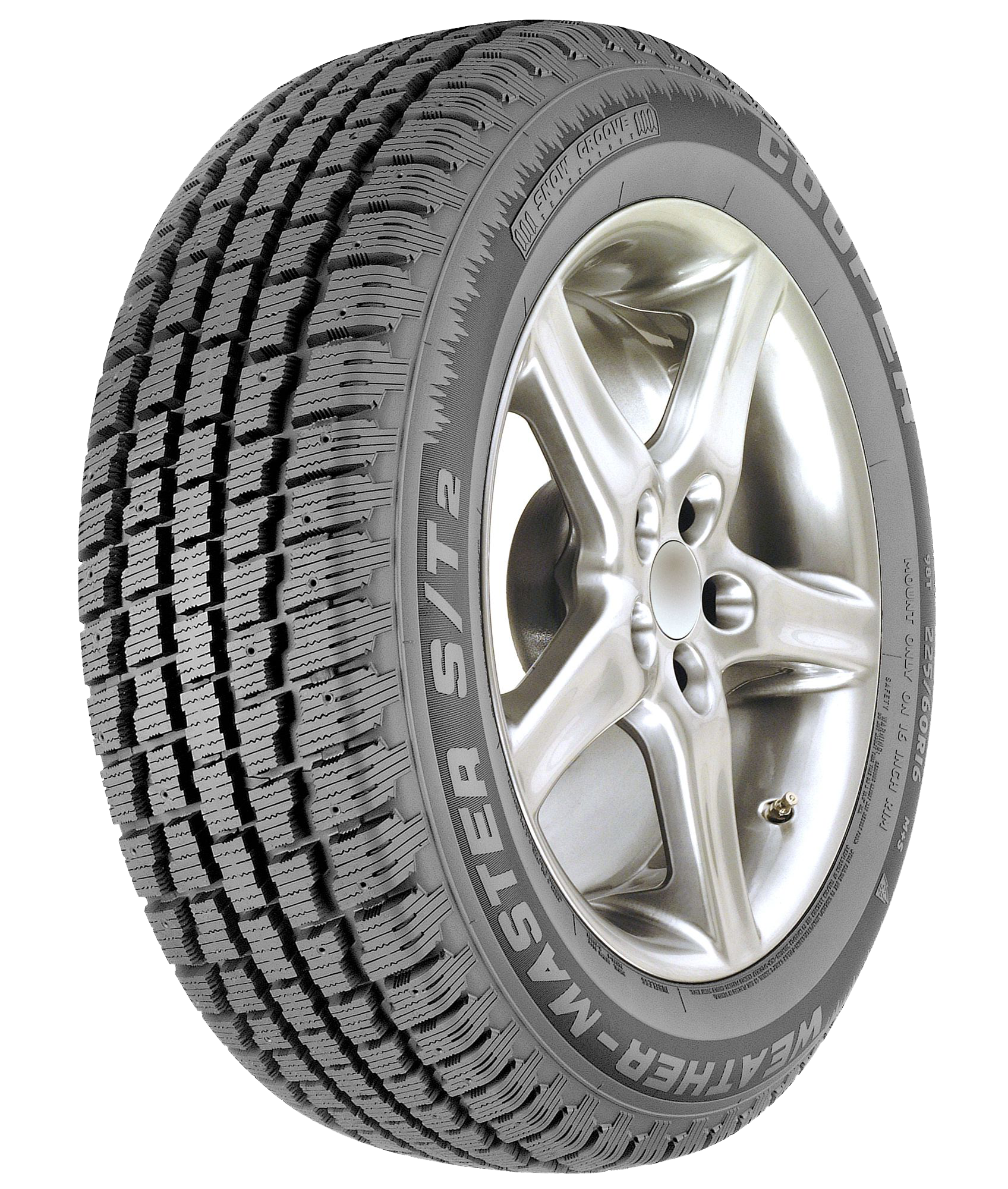 Anvelope All Season COOPER WEATHER-MASTER S/T2 205/75 R15 96 S