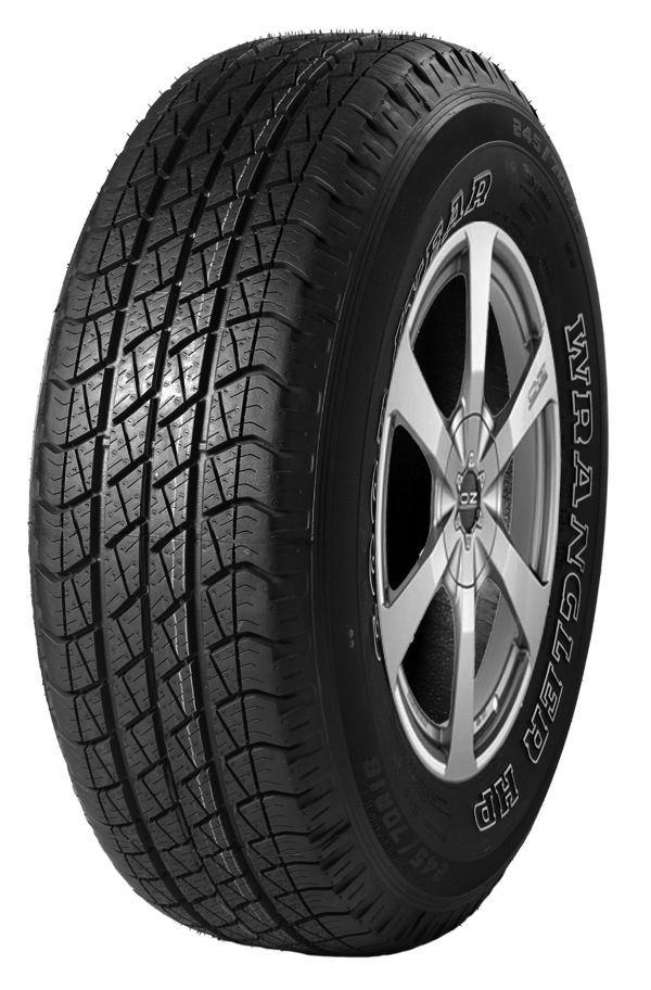 Anvelope All Season GOODYEAR WRANGLER HP 255/70 R15c 112 S