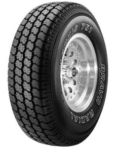 Anvelope All Season MAXXIS MA-751 265/75 R16 123 M