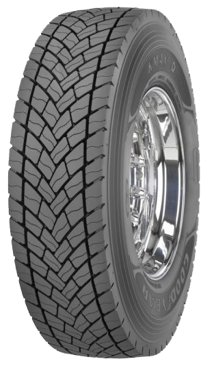 Anvelope GOODYEAR KMAX D 315/80 R22.5 156 L