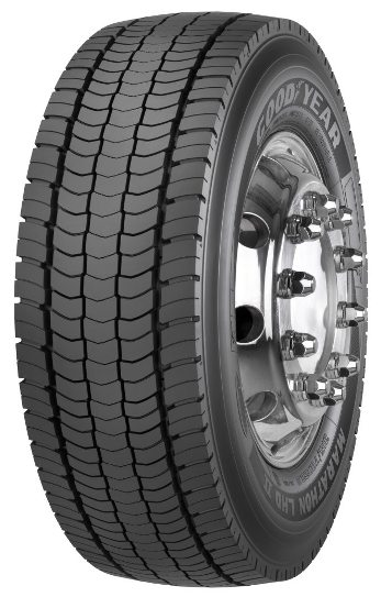 Anvelope GOODYEAR LHD II 315/80 R22.5 156 L
