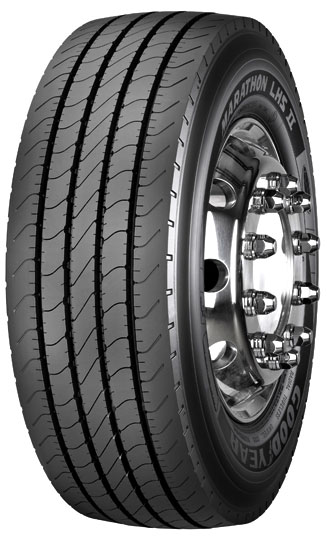 Anvelope GOODYEAR LHS II 315/80 R22.5 156 L