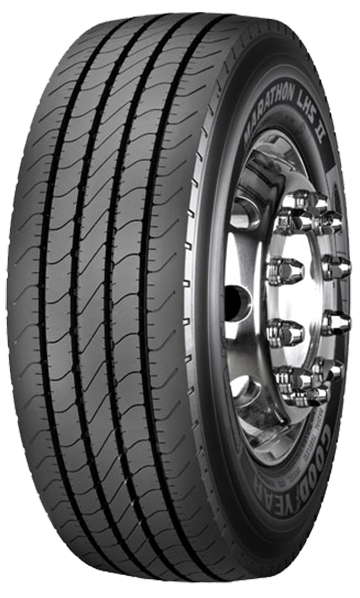 Anvelope GOODYEAR LHS II+ 315/80 R22.5 156 L