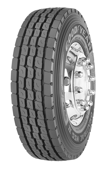 Anvelope GOODYEAR OMNITRAC MSS II 13 R22.5 156 G