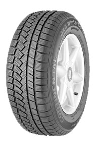 Anvelope Iarna CONTINENTAL 4X4 WINTER CONTACT 255/60 R17 106 H