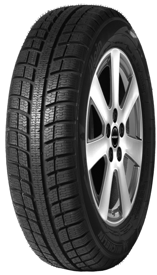 Anvelope Iarna MICHELIN ALPIN A2 195/65 R15 91 T