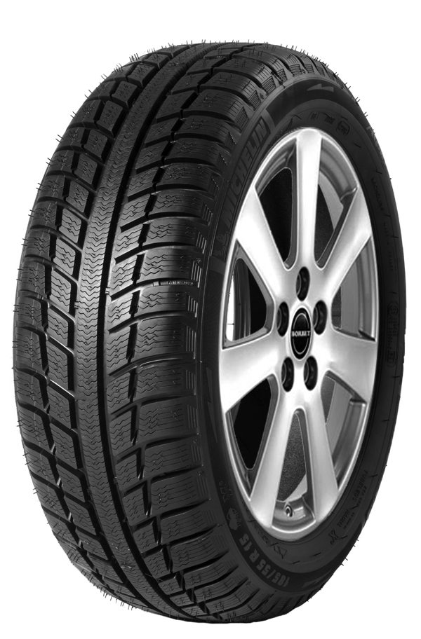 Anvelope Iarna MICHELIN ALPIN A3 GRNX 195/55 R16 87 T