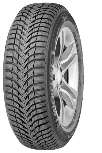 Anvelope Iarna MICHELIN ALPIN A4 GRNX 205/55 R16 91 H