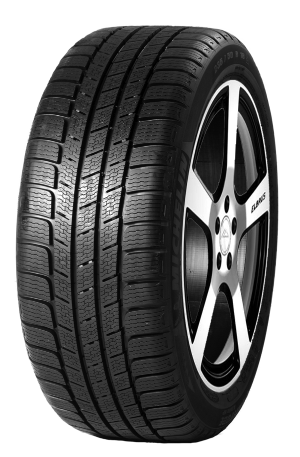 Anvelope Iarna MICHELIN LATITUDE ALPIN HP 235/65 R17 104 H