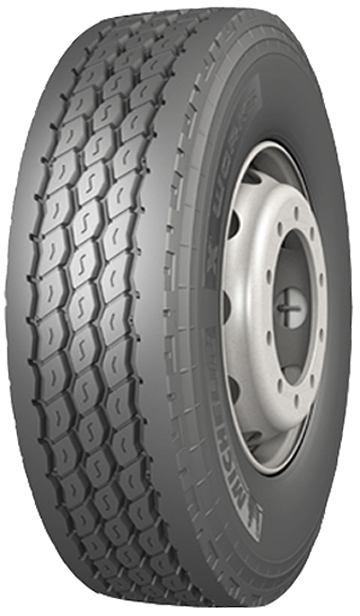 Anvelope MICHELIN X WORKS XZY 315/80 R22.5 156 K
