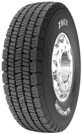 Anvelope MICHELIN XDE2 215/75 R17.5 126 M