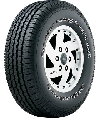 Anvelope Vara BF GOODRICH LONG TRAIL TOUR 255/65 R16 106 T