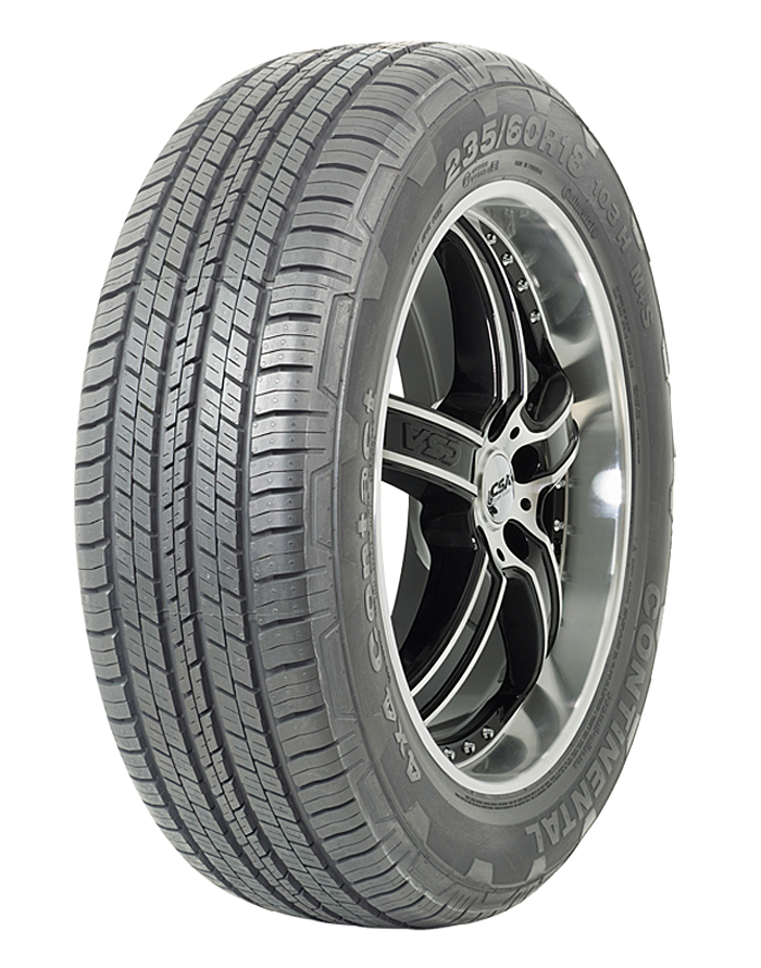 Anvelope Vara CONTINENTAL CONTACT 225/65 R17 102 T