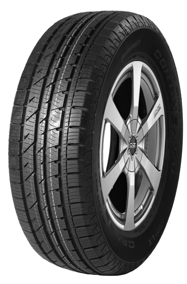 Anvelope Vara CONTINENTAL CROSS CONTACT LX 255/65 R17 110 T