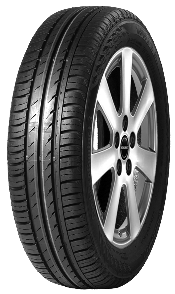 Anvelope Vara CONTINENTAL ECO CONTACT 3 165/70 R14 81 T