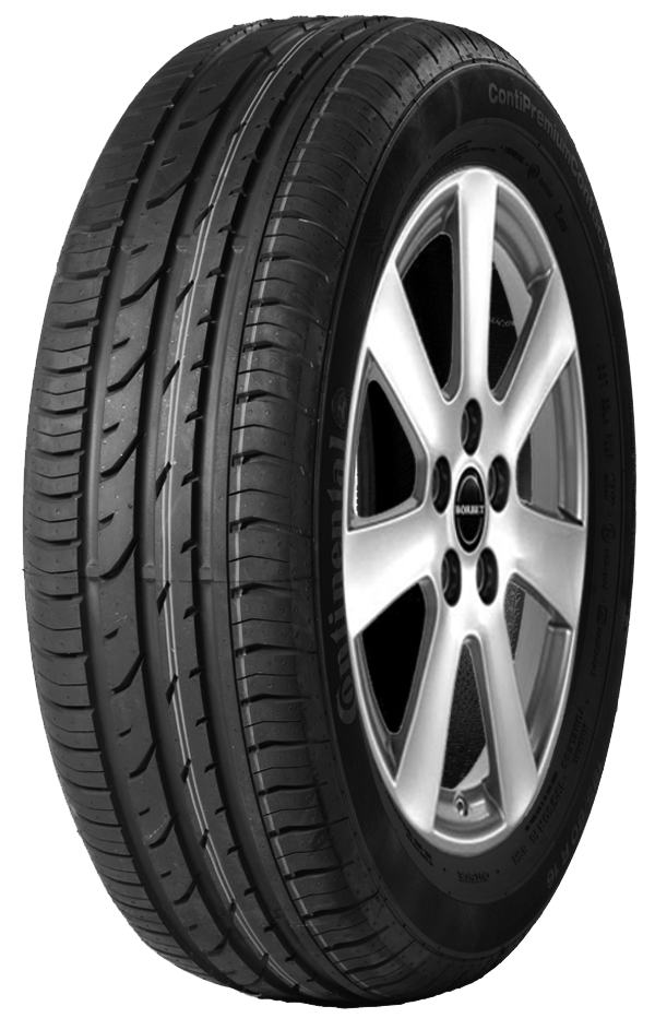 Anvelope Vara CONTINENTAL PREMIUM CONTACT 2 195/60 R16 89 H