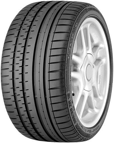 Anvelope Vara CONTINENTAL SPORT CONTACT 2 235/55 R17 99 W