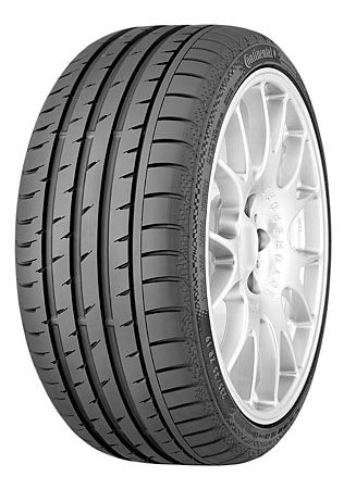 Anvelope Vara CONTINENTAL SPORT CONTACT 3 245/35 R19 93 Y