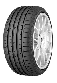 Anvelope Vara CONTINENTAL SPORT CONTACT 3 MO XL 255/40 R18 99 Y