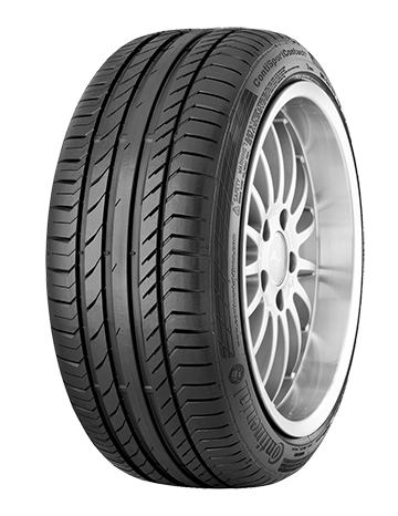 Anvelope Vara CONTINENTAL SPORT CONTACT 5 225/45 R17 91 Y