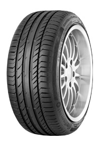 Anvelope Vara CONTINENTAL SPORT CONTACT 5 NO 245/50 R18 100 Y