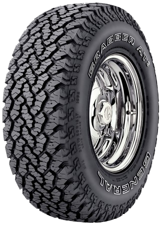 Anvelope Vara GENERAL GRABBER AT2 265/70 R16 112 T