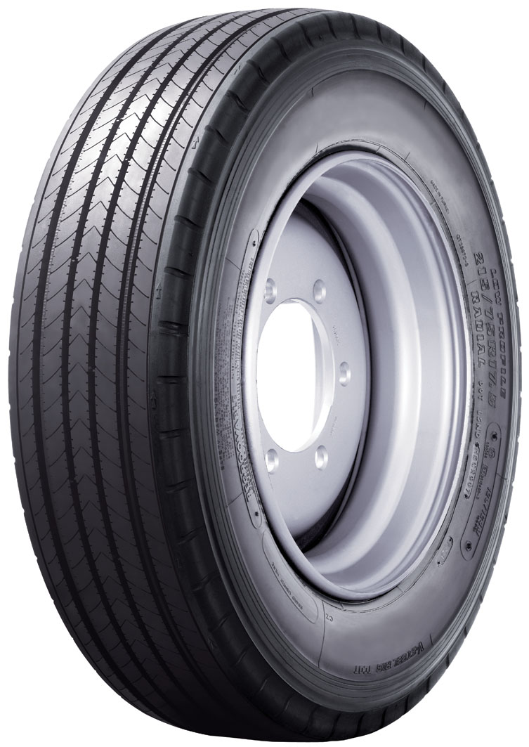 Anvelope All Season BRIDGESTONE R227 205/75 R17.5 124 M