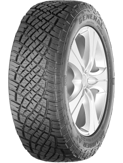 Anvelope All Season GENERAL TIRE GRABBER AT 255/65 R17 110 H