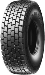 Anvelope MICHELIN XDE1 205/75 R17.5 124 M