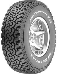 Anvelope All Season BF GOODRICH ALL TERRAIN T_A KO2 265/65 R17 117 S