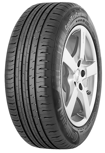 Anvelope Vara CONTINENTAL ECO CONTACT 5 225/55 R17 97 W