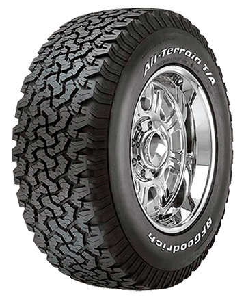 Anvelope Vara Off-Road BF GOODRICH ALL TERRAIN 265/70 R16 121