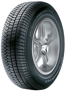 Anvelope All Season BF GOODRICH URBAN TERRAIN T_A 255/55 R18 109 V
