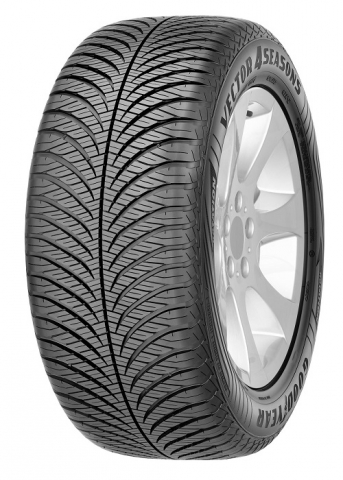Anvelope All Season GOODYEAR VECTOR 4SEASONS GEN-2 185/60 R14 82 H