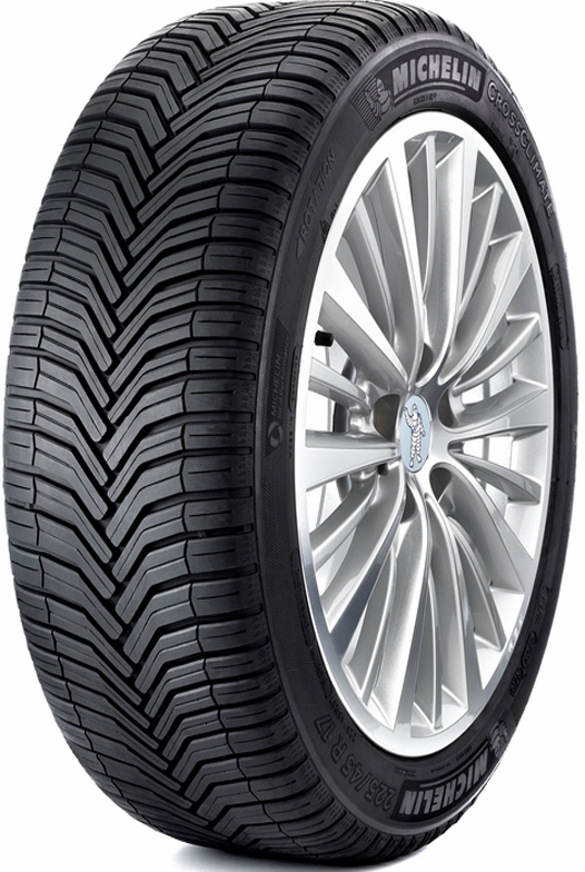 Anvelope All Season MICHELIN CROSSCLIMATE+ 205/55 R16 91 H