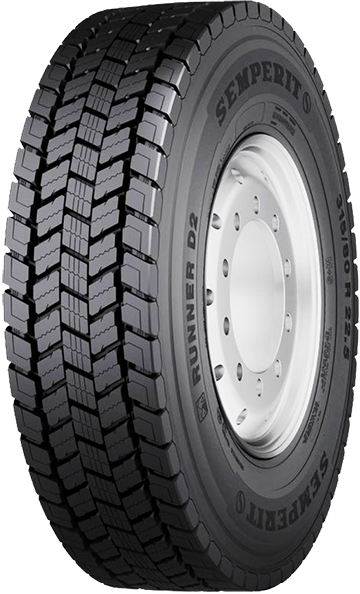 Anvelope All Season SEMPERIT RUNNER D2 215/75 R17.5 126