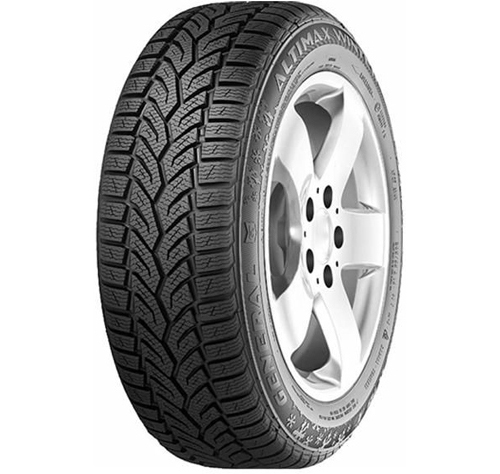 Anvelope Iarna GENERAL ALTIMAX WINTER PLUS 205/55 R16 91 T