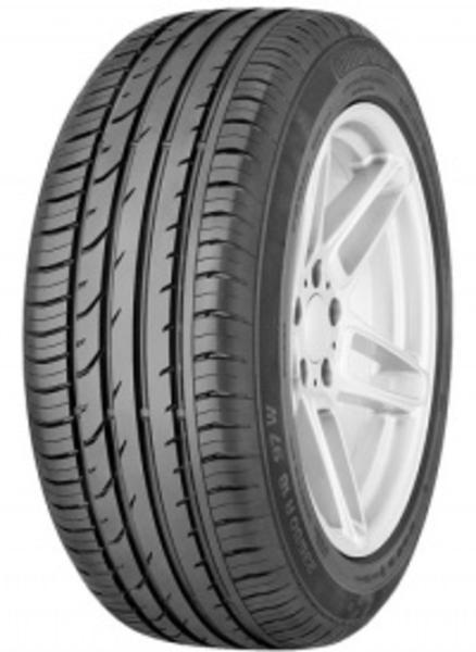 Anvelope Vara CONTINENTAL ECO CONTACT 5 215/60 R17 96 H