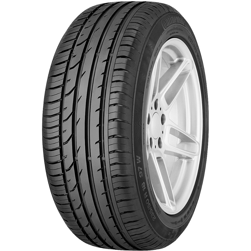 Anvelope Vara CONTINENTAL PREMIUM CONTACT 2 235/60 R17 102 Y