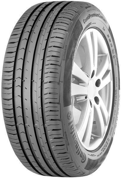 Anvelope Vara CONTINENTAL PREMIUM CONTACT 5 SUV 225/65 R17 102 V