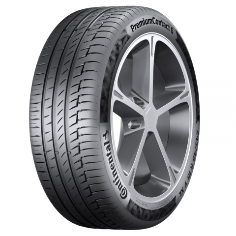 Anvelope Vara CONTINENTAL PREMIUM CONTACT 6 235/50 R18 97 V