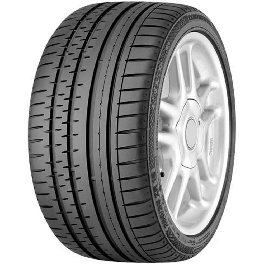 Anvelope Vara CONTINENTAL SPORT CONTACT 2 255/40 R17 94 W