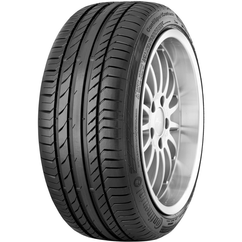 Anvelope Vara CONTINENTAL SPORT CONTACT 5 235/40 R19 96 Y