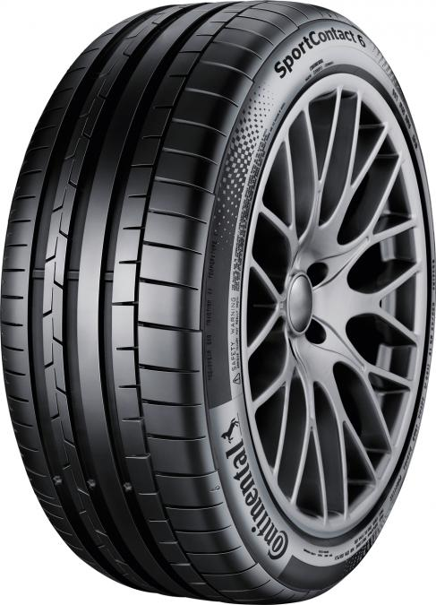 Anvelope Vara CONTINENTAL SPORT CONTACT 6 245/35 R19 93 Y