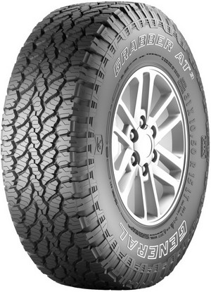 Anvelope Vara GENERAL TIRE GRABBER AT3 265/65 R17 112 H