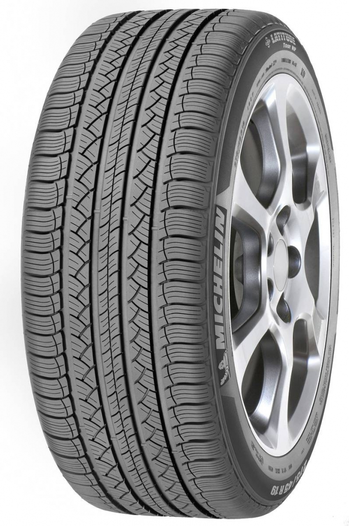 Anvelope Vara MICHELIN LATITUDE TOUR HP GRNX 255/60 R18 112 V