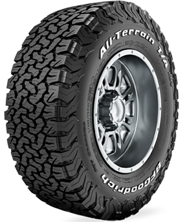 Anvelope Vara Off-Road BF GOODRICH ALL TERRAIN 255/65 R17 114