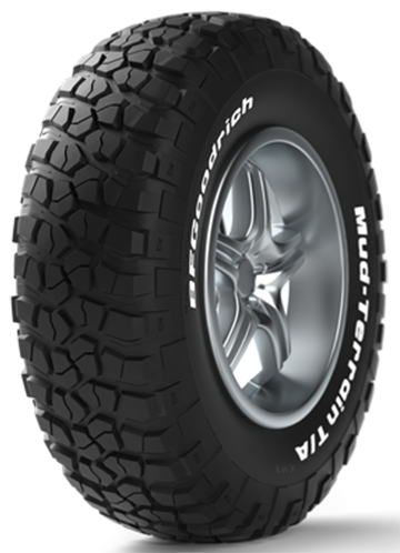 Anvelope Vara Off-Road BF GOODRICH MUD-TERRAIN 235/85 R16 120