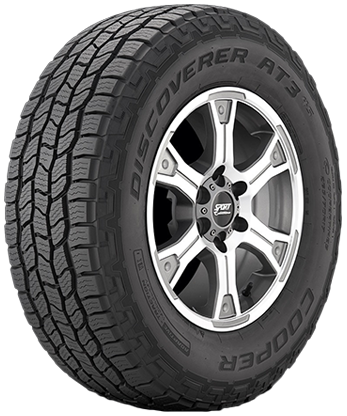 Anvelope All Season Off-Road COOPER DISCOVERER AT3 4S 265/75 R15 112