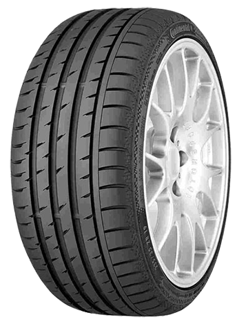Anvelope Vara CONTINENTAL SPORT CONTACT 3 195/40 R17 81